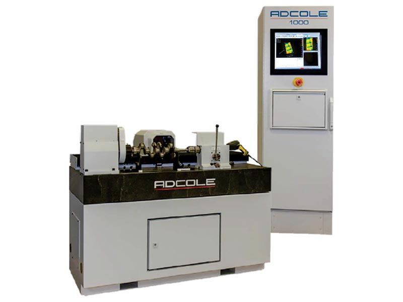 Adcole Model 1000 With Zygo Software