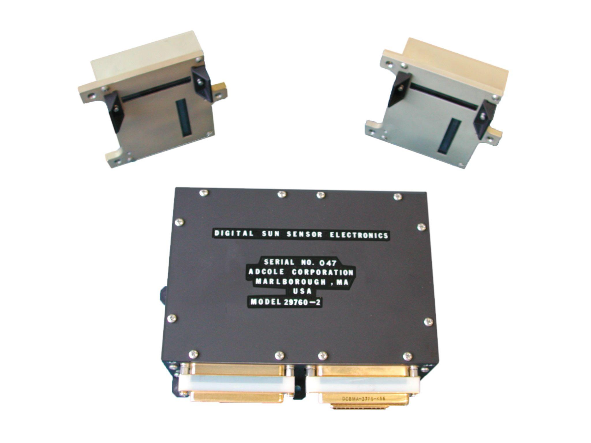 Digital Sun Sensors