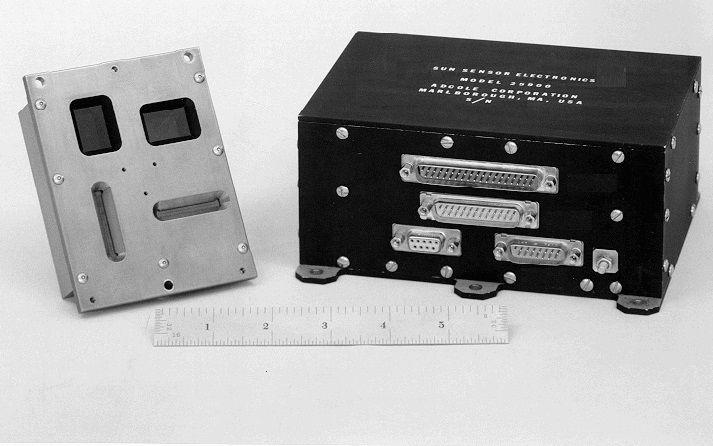 Two-Axis Fine Sun Sensor System
