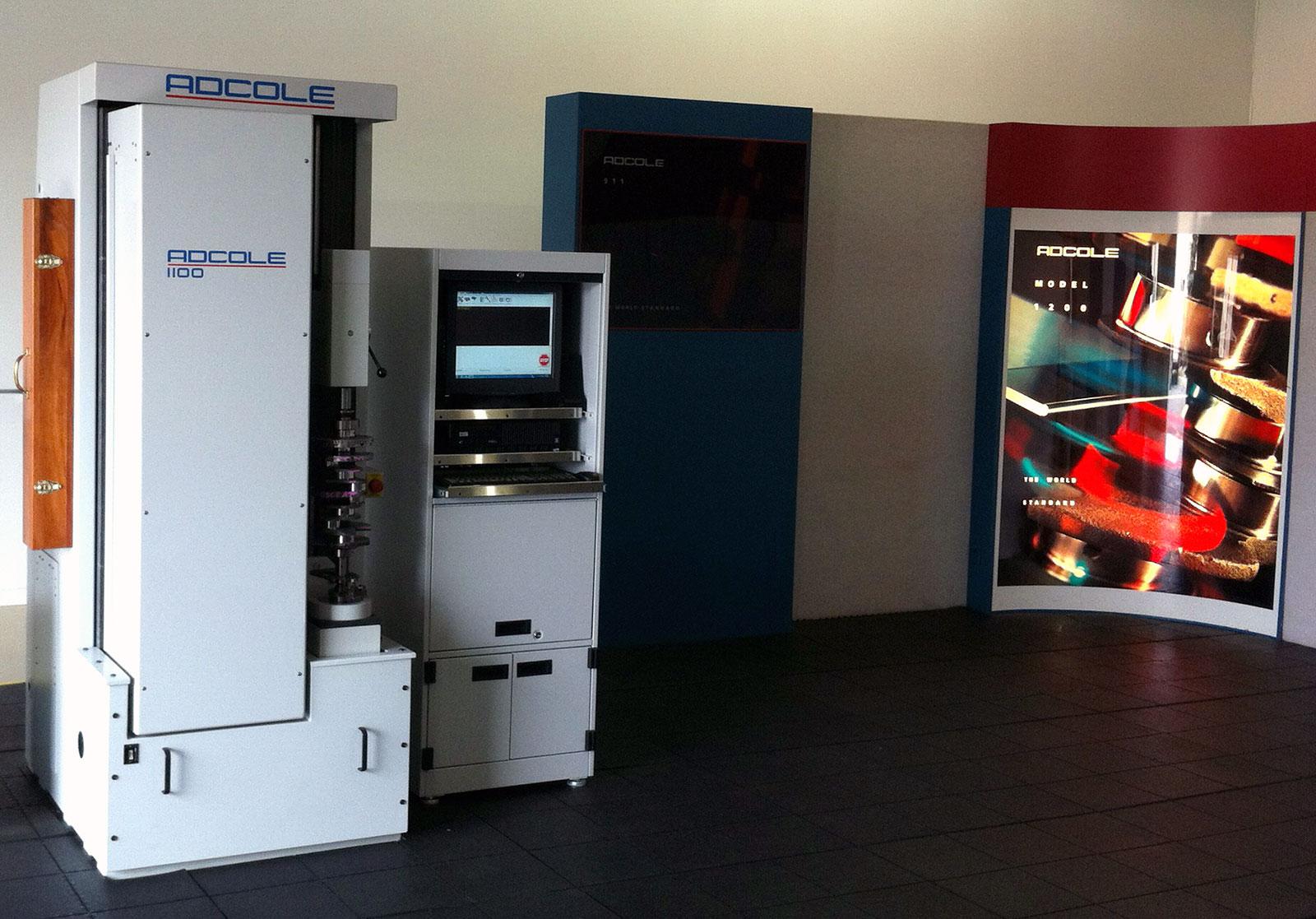 Adcole技术中心的合同测量
