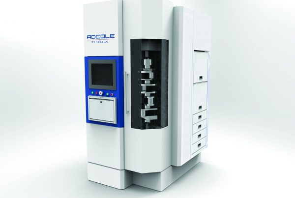 The adaptable Adcole Model 1100-GX gage is engineered to operate in a wide variety of work environments.