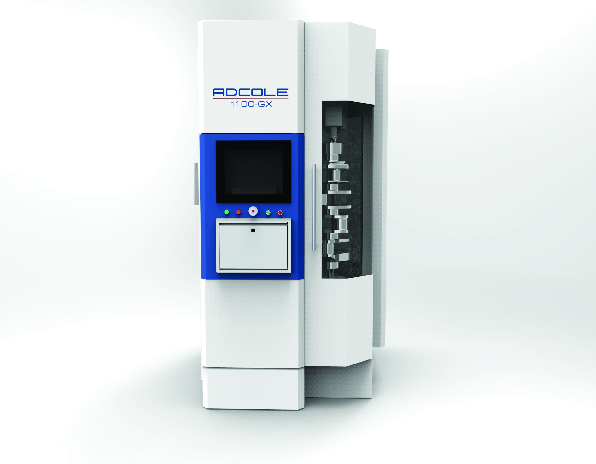 The adaptable Adcole Model 1100_GX gage is engineered to operate in a wide variety of work environments.