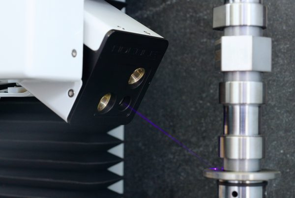 Alt= LightSCOPE laser triangulation optical measurement system